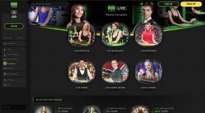 888casino - Live Casino