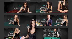 Bet365 Casino - Live Casino